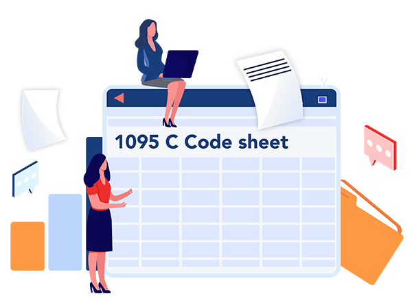 ACA Form 1095-C Code Sheet